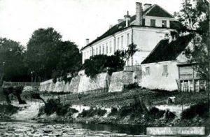 Jurbarko muitinė XX a.pr.