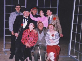 Jurbarko K. Glinskio teatro trupė