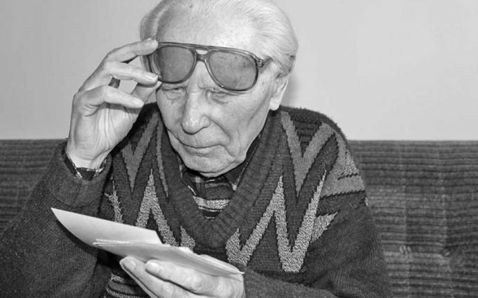 Mokytojas Vladas Andrikis