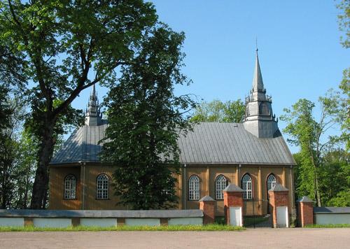 Eržvilko Šv. Jurgio bažnyčia