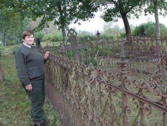 Senoji Karšuvos giria byloja girininkės lūpomis