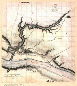 Jurbarkas, 1807 m.