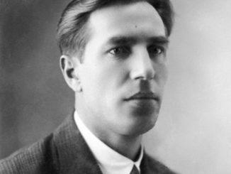 Antanas Tamošaitis. LCVA nuotrauka