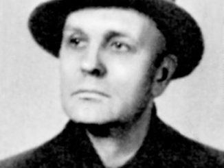 Istorikas, kunigas Jonas Matusas. Šaltinis: Visuotinė lietuvių enciklopedija